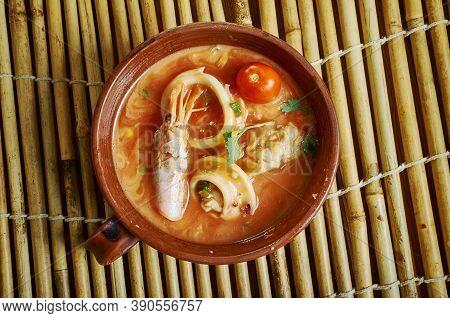 Bengali  Yoghurt Seafood Sauce, Bengali Doi Maach
