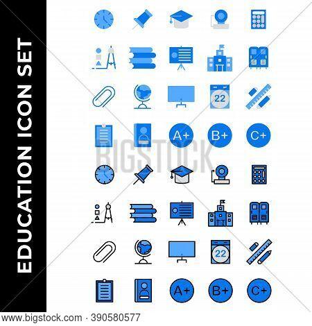 Clock, School, Time, Watch, Attachment, Pin, Push, Cap, Graduate, Mortarboard, Education, Bell, Nois