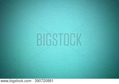 Blue Cement Wall Or Concrete Wall Texture For Background High Resolution Through The Retouching Proc