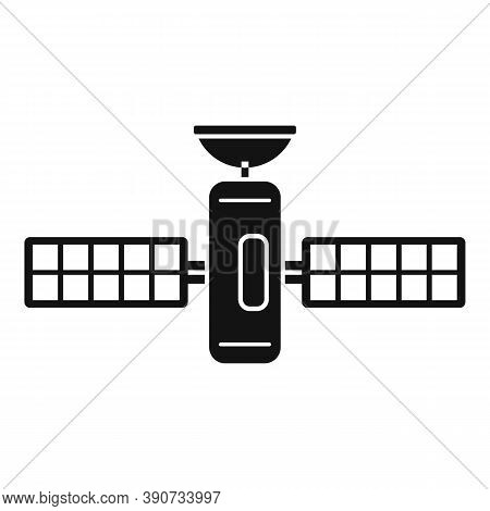 Phone Satellite Icon. Simple Illustration Of Phone Satellite Vector Icon For Web Design Isolated On