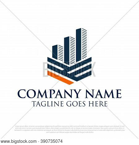Modern Accounting And Finance Logo Inspirations, Best For Accounting, Finance, Real Estate Commercia