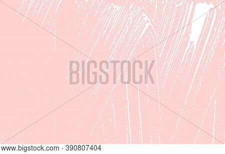 Grunge Texture. Distress Pink Rough Trace. Good-looking Background. Noise Dirty Grunge Texture. Divi