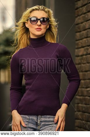 Spring Collection. Luxury, For Woman Who Deserves It. Warm Comfortable Clothes. Casual Style For Eve