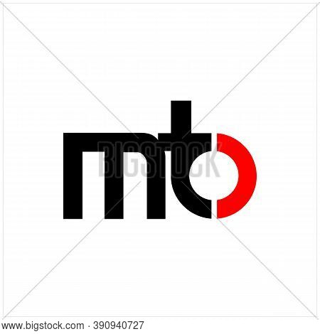Modern Initial Letter M T B For Mountain Bicycle Logo Design Inspiration