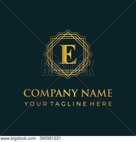 E Logo, E Design Logo, E Initial Logo, E Monogram Logo, E Luxurylogo, E Logo, E Creative Logo, E Ins