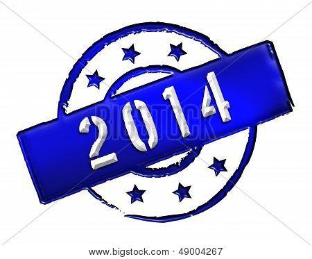 2014 - Stamp