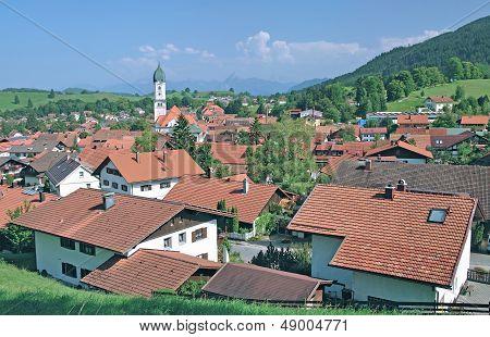 Nesselwang,Allgaeu,Bavaria,Germany