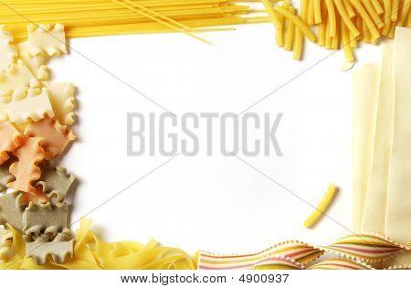 Pasta Border