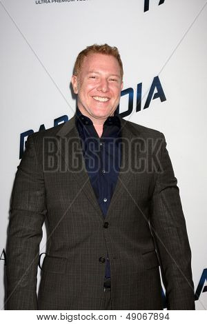 LOS ANGELES - AUG 8:  Ryan Kavanaugh arrives at the