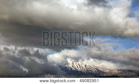 Aetna Volcano