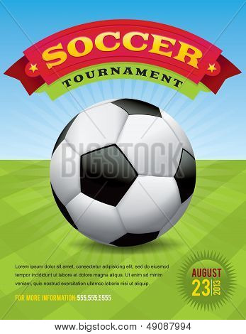 Soccer Tournament Design