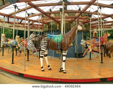 Wildlife Carousel