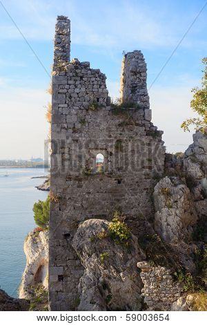 Old Castle, Duino