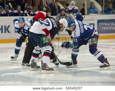 Face Off. R.branko (92) Vs K.gorovikov (21)