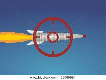 Targeting Missile