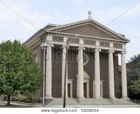 Stately Church