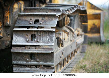Bull Dozer Tracks