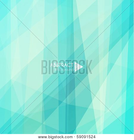 Abstract geometric triangles background  - eps10 vector