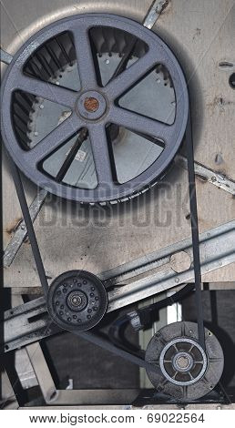 Belt And Pulley For Hvac System