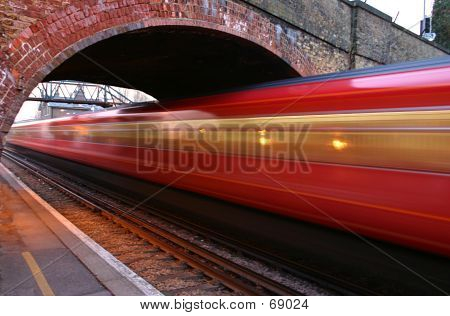Fast Train To London