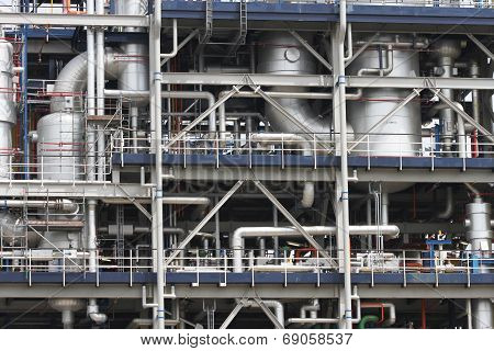 Chemical industry in close-up