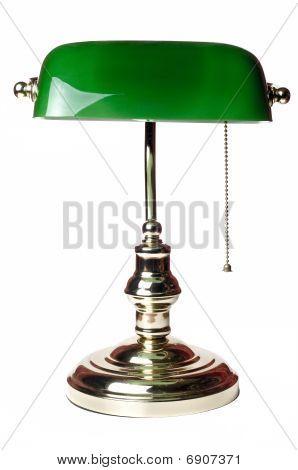 Classic Bankers Lamp
