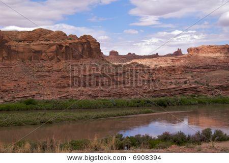 Colorado River near Moab