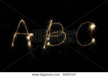 ABC Sparklers