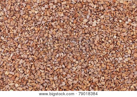 Small brown stone texture, can be used as background