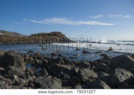 Coast of La Gomera