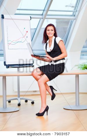 Young Businesslady