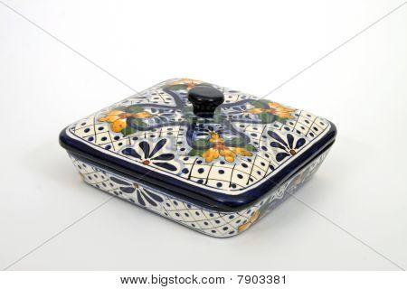 Mexican casserole dish