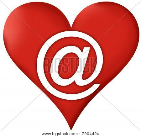 Heart Email