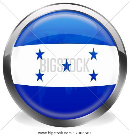 button flag of honduras