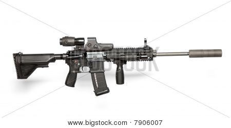 Us Army M4 Rifle