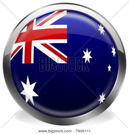 button flag of australia