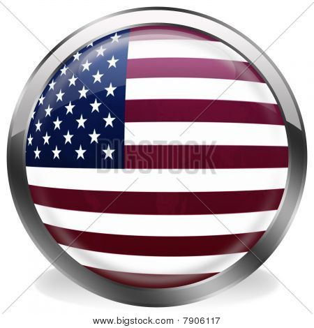 button flag of united states