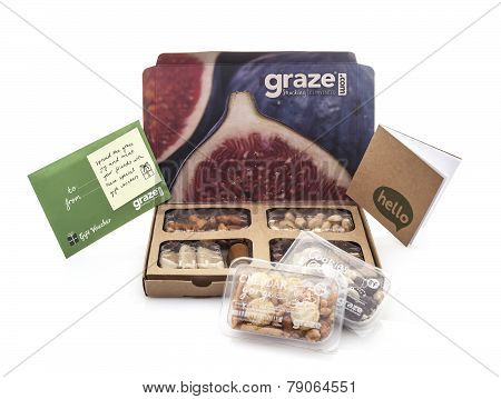Graze Snacking Box