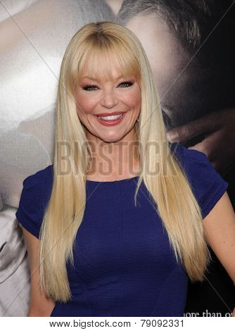 LOS ANGELES - SEP 12:  Charlotte Ross arrives to the