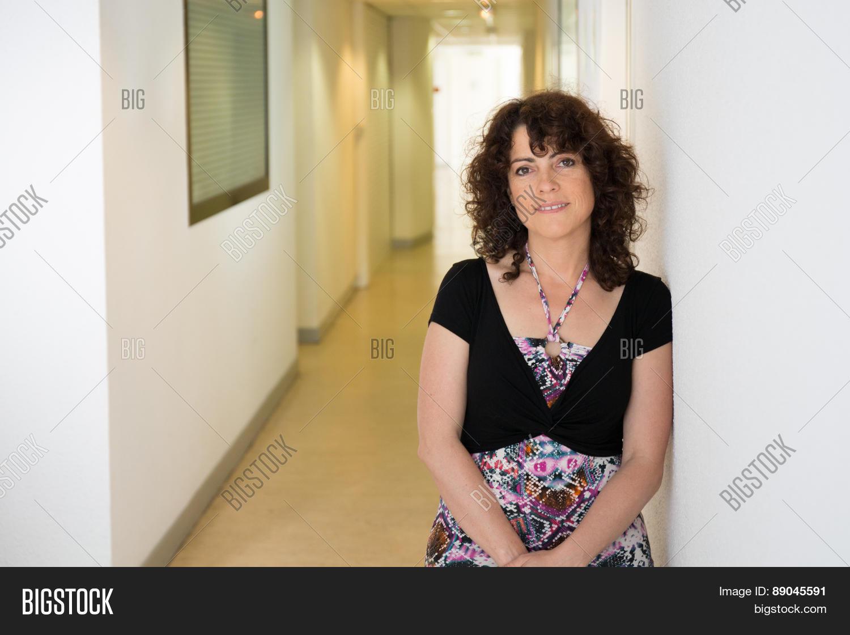 portrait professional mature image & photo | bigstock