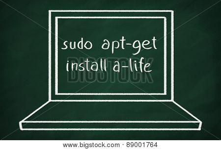 Sudo Apt-get Install A-life.