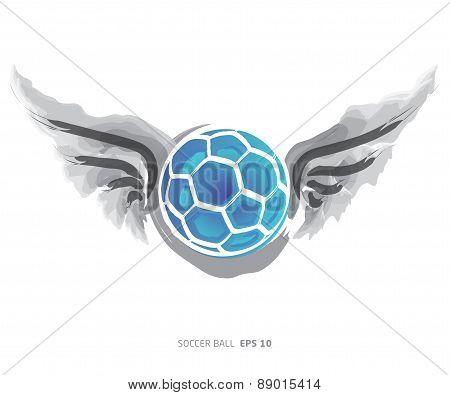 Soccer Ball Wing