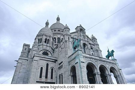 La Basilique Du Sacre Coeur