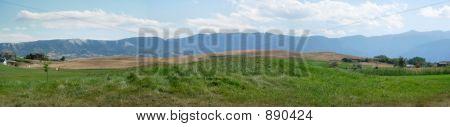 Wyoming Skyline
