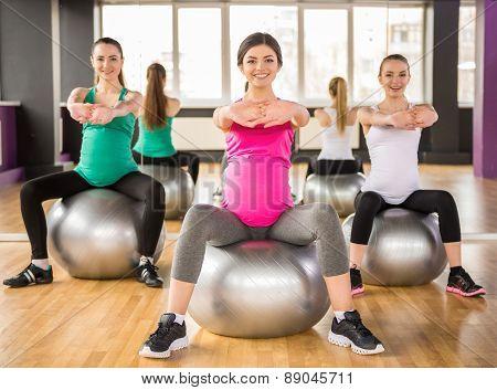 Pregnant Women Fitness