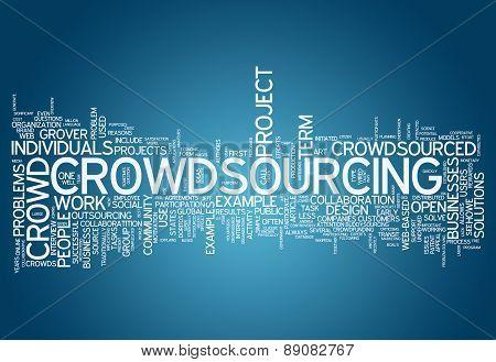 Word Cloud Crowdsourcing