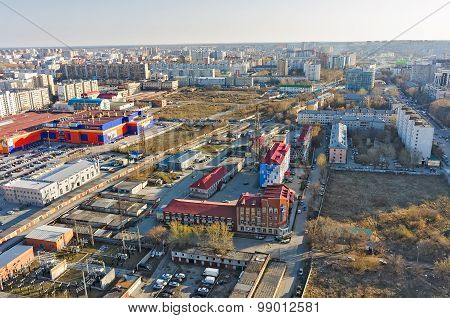 Tyumen distributive networks and energy company