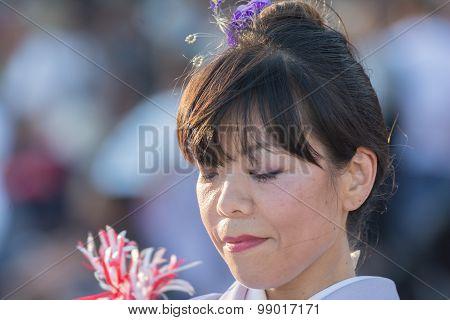 Geisha Dancer