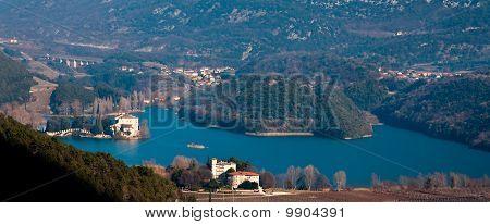 Lake Of Toblino Castle