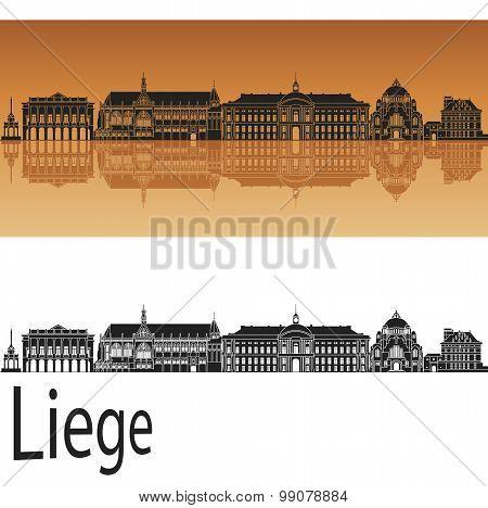 Liege Skyline